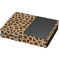 Leopard Fur Print Xbox One Vinyl Wrap / Skin / Cover - Xbox Gifts