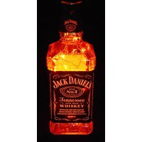 Jack Daniels Bottle Light - Jack Daniels Gifts