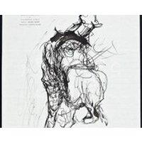 MARIO SIRONI  original pen  ink on paper  c1940s (important 20th Century Italian artist) - Artist Gifts