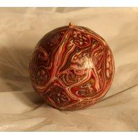 Large Wraparound Ball Candles - Seek Gifts
