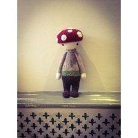 mushroom man doll - Mushroom Gifts