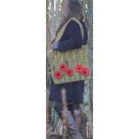 Summer Corn field poppy harvest mouse shoulder bag - Shoulder Bag Gifts