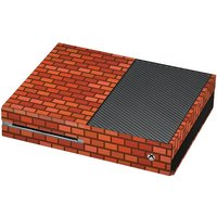 Red Brick Print Xbox One Vinyl Wrap / Skin / Cover - Xbox Gifts