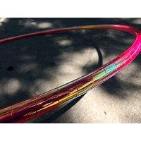 Bubble pop UV reactive morph polypro hula hoop - Morph Gifts