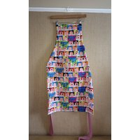 Family Guy Mens Apron 1940s / 1950s Diner  Rockabilly, for all  Retro, Vintage Lovers - Family Guy Gifts