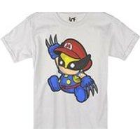 Comic Mario Wolverine Mens TShirt (SB1079) - Wolverine Gifts