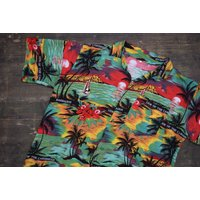Caribbean Sunset Hawaiian Shirt - Hawaiian Gifts