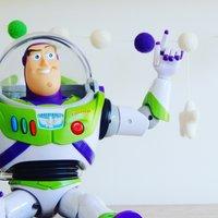 Buzz Lightyear Garland - Buzz Lightyear Gifts