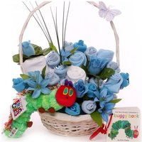 The Very Hungry Caterpillar Baby Bouquet Basket. - The Very Hungry Caterpillar Gifts