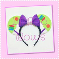 Buzz Lightyear inspired mouse ears  Free UK shipping - Buzz Lightyear Gifts