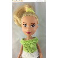 ON SALE INGRID, Ooak Repainted Recycled Bratz Doll - Bratz Gifts
