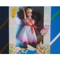 Vintage Hornby Flower Fairies 1983 GOOD FAIRY Fairy Cicely Mary Barker 1980s faerie posable doll costume dress wings MIB box Tooth Fairy - Hornby Gifts