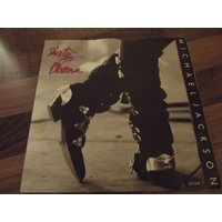 Picture sleeve Dirty Diana by Michael Jackson 1987 single - Michael Jackson Gifts