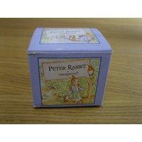 Wedgwood Beatrix Potter Peter Rabbit Egg Cup Boxed - Beatrix Potter Gifts