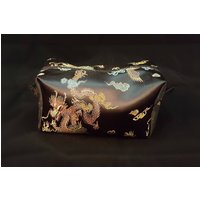 Oriental Style Dragon / Phoenix Patterned Makeup bags//Wash bags - Oriental Gifts