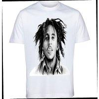 BOB MARLEY T shirt,mens T shirt,custom printed garments,ladies top,kids t shirts - Bob Marley Gifts