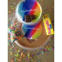 Build Your Own ChocoCaramel Frappe Slime Kit - Build Your Own Gifts