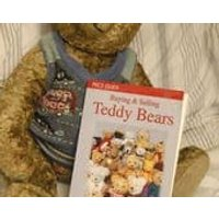 FLASH SALE   Used Book  Teddy Bears  Covers all makes  With valuations - Teddy Bears Gifts