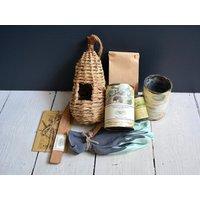 Buds and Blue Birds Garden Collection // Blue Bird House Garden Box // Grow Your Own // Garden Gift Set // Gifts for Her // Gifts for Him - Grow Your Own Gifts
