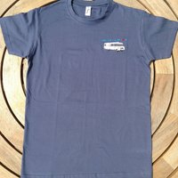 Feel The Hymer Love.  Embroidered 100% cotton TShirt for the discerning Hymer Lover! (Mercedes Base) - Mercedes Gifts