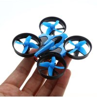 Best drones JJRC H36 Mini Drones 2.4GHz 4CH 6 Axis Gyro RC Quadcopter Drones with Headless Mode / Speed Switch - Rc Gifts