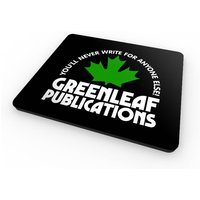 Greenleaf Publications  Retro design  Columbo inspired Mousemat / Mousepad  Ideal Gift - Computers Gifts