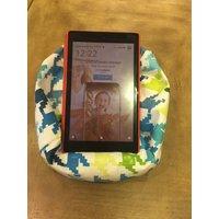 Mine craft Bitmap Kindle Tablet ipad holder cushion Beanie Tab - Ipad Gifts