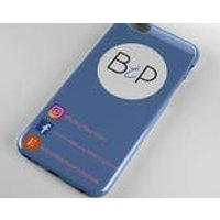Business Logo phone case Company logo iPhone case, Custom Samsung Galaxy case, Logo advertising tough case, Logo cover, Etsy shop logo case - Custom Gifts
