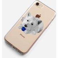 Custom illustration Dog Pet Portrait Phone Case iPhone 6 7 8 Plus X Samsung S5 S6 S7 Edge S8 Plus Personalised gift pet dog cat home pet - Custom Gifts