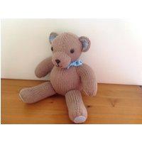 Hand Knitted Teddy Bears - Teddy Bears Gifts