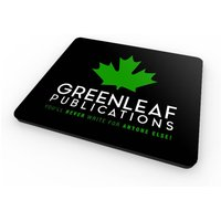 Greenleaf Publications  Modern design  Columbo inspired Mousemat / Mousepad  Ideal Gift - Computers Gifts