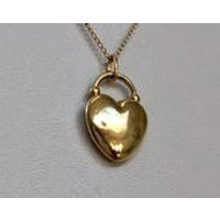 Antique Victorian 9k gold heart and hairwork mourning pendant necklace, Memento Mori, Keepsake, Sentimental, Jewelry, Jewellery, Pretty - Sentimental Gifts