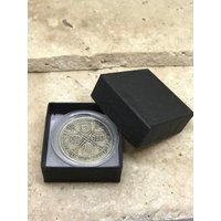 1928 90th birthday Florin in coin capsule boxed  pre decimal - 90th Birthday Gifts