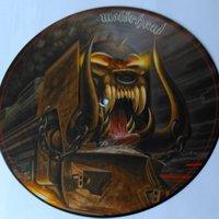 Motorhead Orgasmatron 12 picture disc album - Motorhead Gifts
