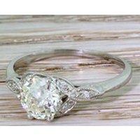 Edwardian 1.01 Carat Old Cut Diamond Engagement Ring, circa 1910 - Engagement Ring Gifts