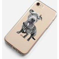 Custom illustration Dog Pet Drawing Portrait Phone Case iPhone 6 7 8 Plus X Samsung S5 S6 S7 Edge S8 Plus Personalised gift - Custom Gifts