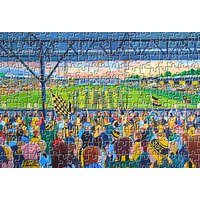 Abbey Stadium Fine Art Jigsaw Puzzle  Cambridge United Football Club - Jigsaw Gifts