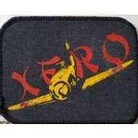 XERO printed patch, band has a track sung by Bruce Dickinson of Iron Maiden fame. Original 80s item - Iron Maiden Gifts