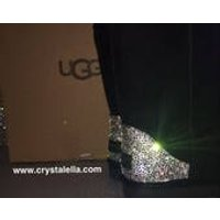 Swarovski Crystal UGG Boots customised by Crystalella Limited - Ugg Gifts