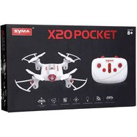 Syma X20 2.4G Gyro RC Quadcopter UFO Drones 360 Rolling Kids Helicopter - Rc Gifts