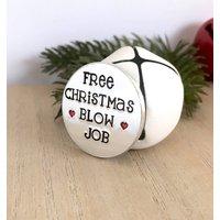 Free Christmas Blow Job, Rude Gift, Boyfriend Gift, Gifts for Husband, From Wife, Gifts for Boyfriend, Sex Game, Sex Toys, Christmas Gift - Sex Gifts