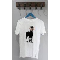 Centaur  Lady Gaga Illustration Tshirt - Lady Gaga Gifts