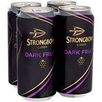 Strongbow Dark Fruit Cider 440ml Novelty Stash Can - Strongbow Gifts