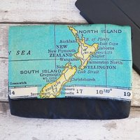 Ipad or Tablet case with personalised vintage map print - Ipad Gifts