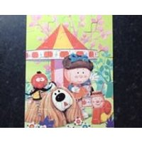 Wooden jigsaw puzzle. Charming Magic Roundabout picture. - Jigsaw Gifts