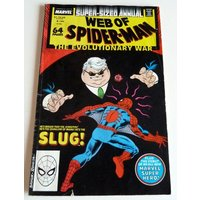1988 Marvel Comic Annuals The SPECTACULAR SPIDER MAN 4, 8 and 9 Near Mint Condition 9.4 - Spider Man Gifts