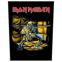 IRON MAIDEN Back Patch Piece Of Mind 29 cm x 35 cm - Iron Maiden Gifts