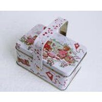 Vintage Teddy Bears Tin Box with Handle, Vintage Picnic Basket Tin Exclusively for KellerCharles Philadelphia Collectible Cartoon Tin  90s - Teddy Gifts
