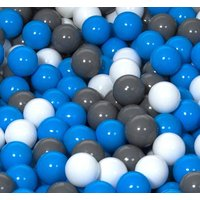 Children Plastic Balls for Ball Pits, play, Kids, Bouncy Castle 300 balls - Bouncy Gifts