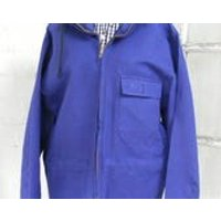 Vintage French blue workwear chore artist jacket size M depending on the fit you like - Artist Gifts